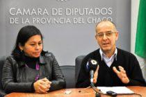 [Chaco] Martínez presentó el proyecto de ley para crear cuerpos policiales municipales