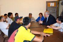 """[Tucumán] Masso: """"Trajimos el compromiso de reanudar la obra del CEPLA"""""""