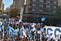 """""""Queremos confluir en el movimiento obrero y consolidar una central opositora al macrismo"""""""