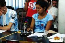 [Mar del Plata] Declaran a la hermana de Luciano Arruga ciudadana ilustre