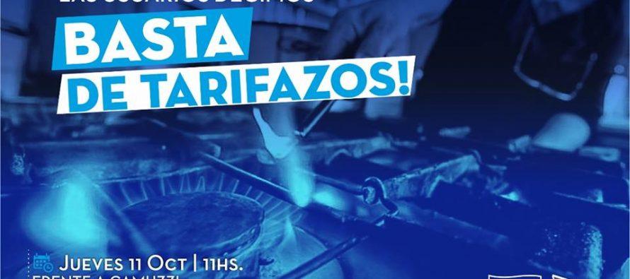 [La Plata] Ni directa, ni indirectamente los ciudadanos deben compensar la megadevaluación.