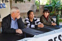 """[Corrientes] Natividad Pérez: """"Somos personas que entendemos las problemáticas porque recorremos los barrios"""""""