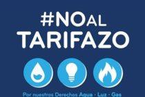 [La Plata] #NoalTarifazo!
