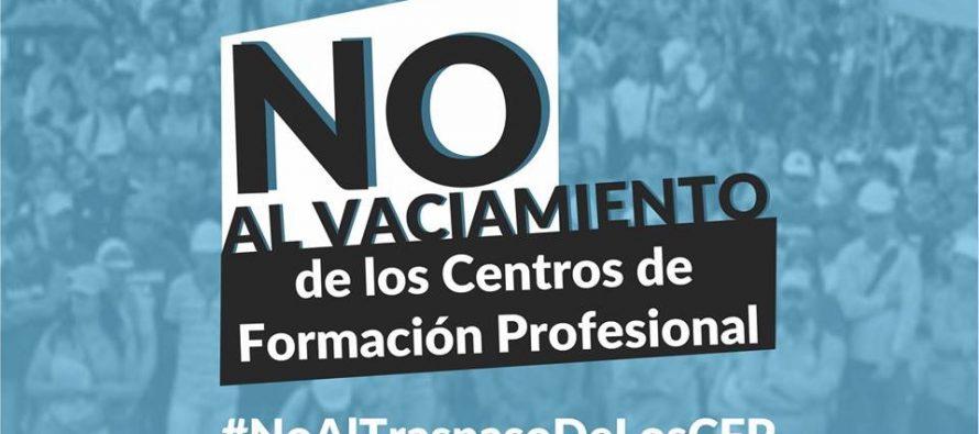 [Bs. As.] Maria Eugenia Vidal destruye los Centros de Formación Profesional