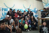 [La Matanza] Sandra Oviedo en la inauguración del polo productivo de Barrios de Pie