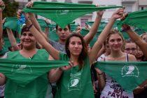 El triunfo de la marea verde es inevitable. Por Victoria Donda en Infobae