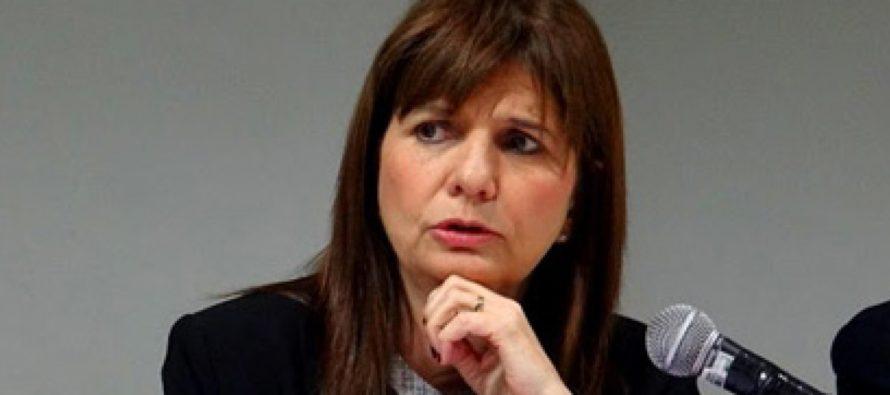 Diputados/as se reunieron con la Ministra Bullrich por Santiago Maldonado