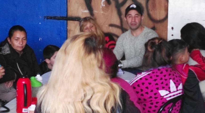 Plenario de responsables de Barrios de Pie Tigre