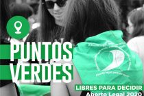 Puntos Verdes x el Aborto Legal, Seguro y Gratuito