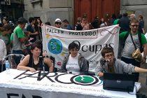 Radio abierta frente al ENACOM contra el cierre de FM ocupadas
