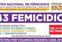 Registro Nacional de Femicidios del Observatorio MuMaLá.