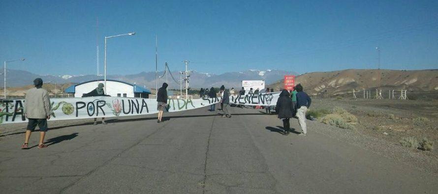 [San Juan] Repudiamos la represión a manifestantes contra la Barrick Gold