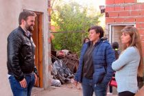 [Bs. As.] Rodrigo Blanco visitó Pinamar y Villa Gesell