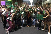 Miles de Mujeres se movilizaron en todo el país el 8M