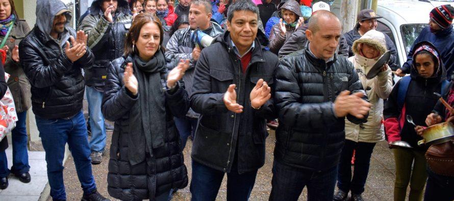 """[Neuquén] Jesús Escobar: """"En la era de Macri el gas aumentó un 4.000%"""""""