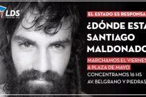 Carta de Donda a Lanata sobre Maldonado y la desaparición forzada