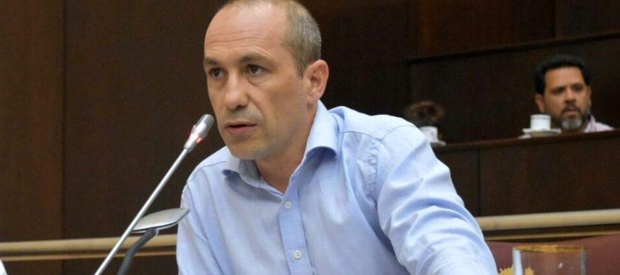 """[Neuquén] Nogueira: """"Logramos que se discuta de manera urgente nuestra propuesta de emergencia ambiental por la contaminación de los ríos"""""""