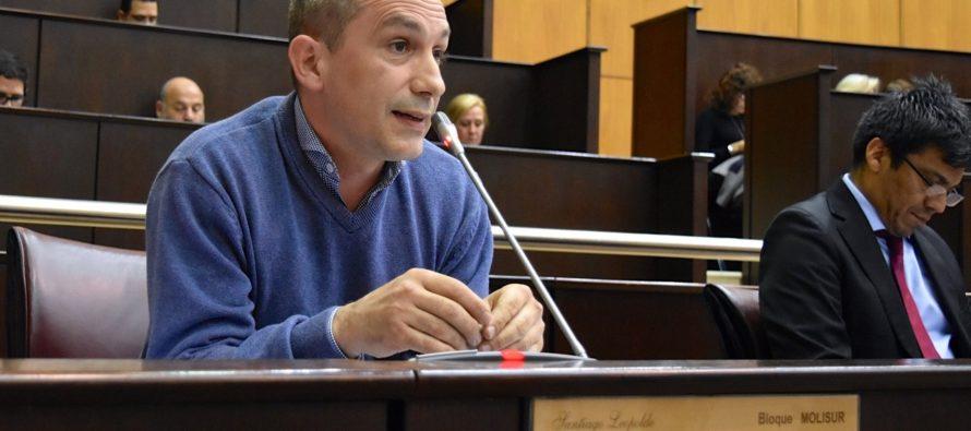 """[Neuquén] Nogueira: """"Se pueden recuperar las 48 mil garrafas abandonadas en Parque Industrial"""""""