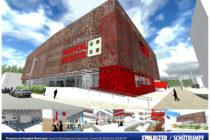 [Mar del Plata] Schütrumpf presentó el proyecto de Hospital Municipal