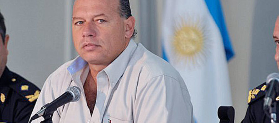 """[Córdoba] """"Berni desnuda que no hay políticas para el narcotráfico"""""""