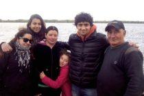 [San Fernando] Servetto visitó a isleños del Delta