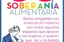 "[Salta] MuMaLa lanza campaña ""Bares amigables con la lactancia materna"""