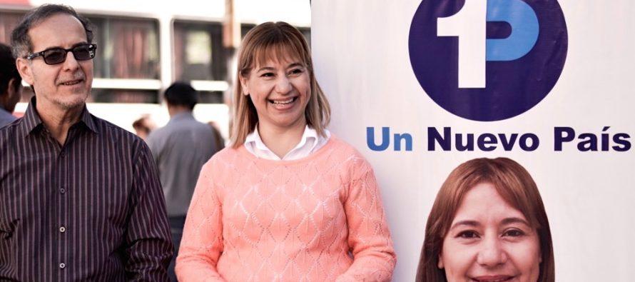 [Chaco] Un Nuevo País lanzó la campaña simultáneamente en Resistencia y Sáenz Peña