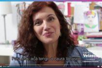 [CABA] Nuevo spot de Laura Velasco sobre educación sexual integral