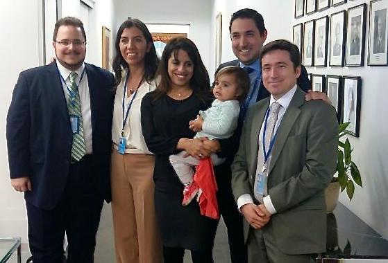 Victoria Donda en la ONU1