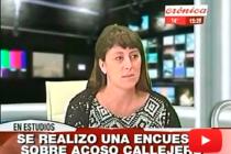 Raquel Vivanco, coordinadora MuMaLa en Cronica TV