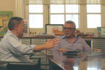 [Bs. As.] El intendente de Tigre apoya la Consulta Popular #QueVuelvaElTren