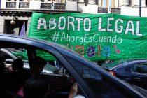 Miles de personas alrededor del Congreso por el aborto legal