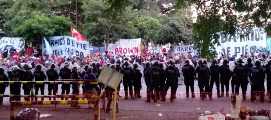 """Saravia: """"La última razón de un gobierno impotente es la represión"""""""