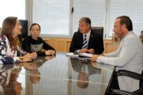 [Mendoza] El rector de la UNCUYO sumó su apoyo a proyecto de Acceso a la Información Pública