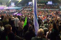 Con mucha mística se lanzó En Marcha en la política Argentina