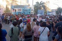 [Chaco] Multitudinario acto por los derechos humanos de ayer y hoy.