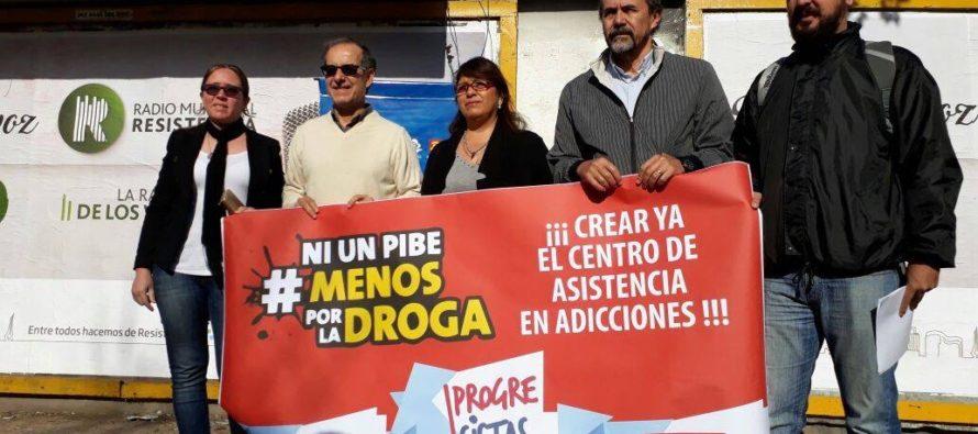 [Chaco] Quieren que el ex pediátrico sea un centro de asistencia en adicciones