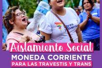 Aislamiento social: moneda corriente para las travestis y trans.
