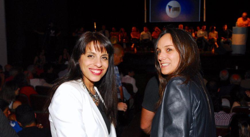 Victoria Donda y Malena Galmarini