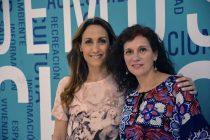 Arietto y Velasco en Defensoría con Cooperadoras escolares