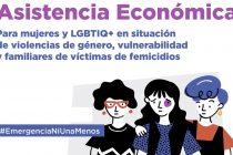 Exigen facilitar a víctimas de violencia machista el acceso al Programa Potenciar Trabajo