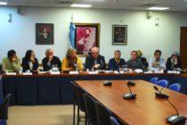 [Bs. As.] Ceballos participó de la Audiencia pública por una nueva Ley Previsional