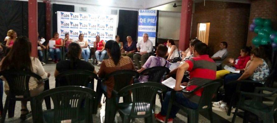 [Corrientes] Libres del Sur realizó un balance positivo de 2017