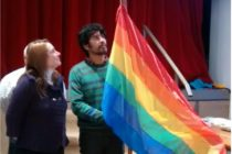 [Mendoza] Las Heras alza la bandera de la Diversidad Sexual