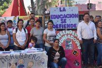 [Chaco] Programas educativos especiales. Piden respuestas a la ministra de Educación Mosqueda