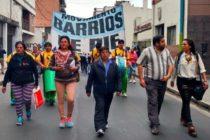 [Tucumán] Barrios de Pie protestó en la Gerencia de Empleo