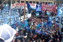 Una masiva marcha de 200 mil personas pidió por la Emergencia Alimentaria
