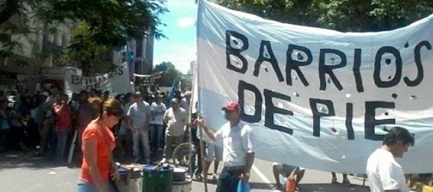 [Chaco] Barrios de Pie  y el Tarifazo