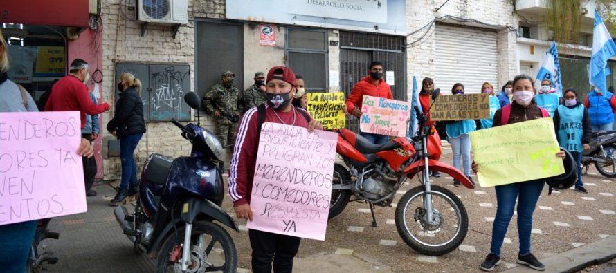 """[Chaco] """"La situación en los comedores comunitarios es alarmante y no obtenemos respuestas"""""""