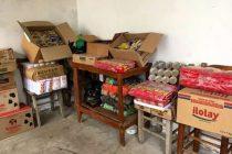 [Corrientes] Barrios de Pie asiste en Santa Rosa